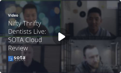 Nifty Thrifty Dentists Live - YouTube video - SOTA Cloud Review